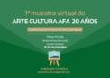 1ra Muestra Virtual Cultura AFA