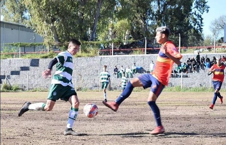 Inferiores: Excursio enfrenta a Deportivo Armenio
