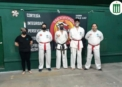Taekwondo en Excursionistas
