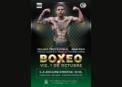 Boxeo: Debut profesional de Sebastián Bonifacio